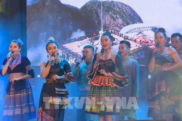 Hàng nghìn du khách tham gia Ngày văn hóa Hàn Quốc tại Sa Pa, Lào Cai