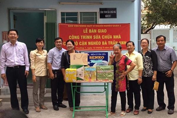 """Giảm nghèo ở TP Hồ Chí Minh- Bài 2: Trao """"cần câu"""", thay """"xâu cá"""""""