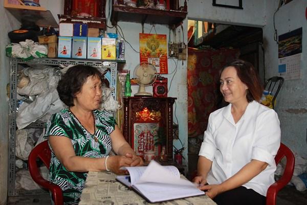 Giảm nghèo ở TP Hồ Chí Minh: Bài 1: Khơi gợi ý chí tự lực thoát nghèo