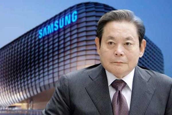 Chủ tịch tập đoàn Samsung Lee Kun Hee qua đời sau 6 năm nằm liệt giường