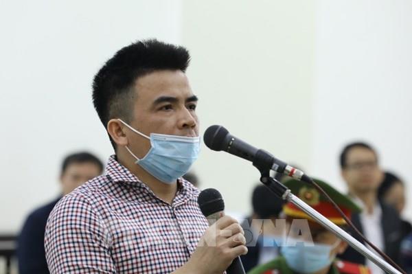 Xétxửvụ án tại BIDV: 12 bị cáo ra hầu tòa