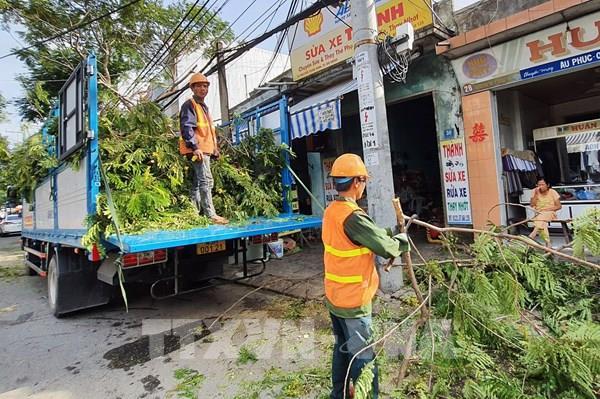 Ứng phó bão số 9: Đà Nẵng cho học sinh nghỉ học chiều 27 và ngày 28/10