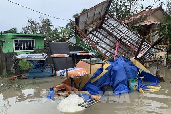 Tin bão mới nhất: Bão số 9 sẽ giật cấp 16, mưa lớn trên đất liền