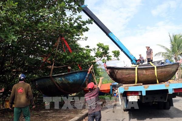Ứng phó bão số 9: Cục Cảnh sát giao thông thành lập Trung tâm chỉ huy tại Đà Nẵng