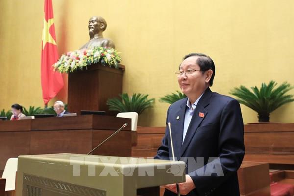 Dự thảo Nghị quyết về tổ chức chính quyền đô thị tại Thành phố Hồ Chí Minh