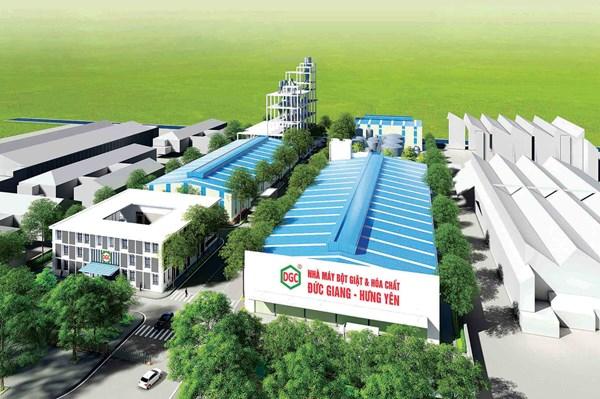 Hóa chất Đức Giang thông qua kế hoạch đầu tư một loạt dự án