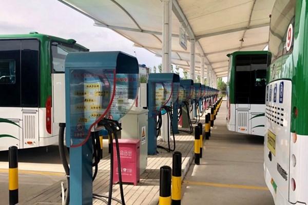 Khoảng 60% xe bus Trung Quốc sẽ chạy bằng điện