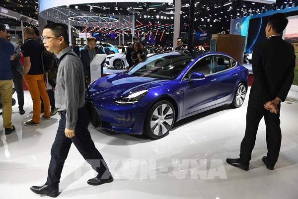 Tesla triệu hồi 30.000 xe ở thị trường Trung Quốc