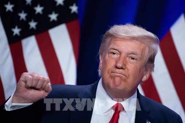 Bầu cử Mỹ 2020: Tổng thống Trump vượt ứng cử viên Biden về tỷ lệ ủng hộ tại Texas