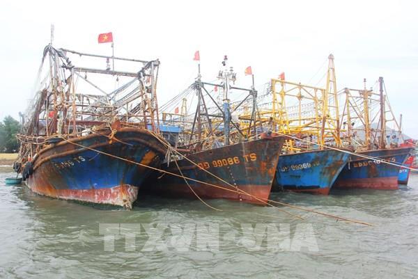 Ứng phó bão số 9: Bộ Giao thông Vận tải phát đi công điện khẩn