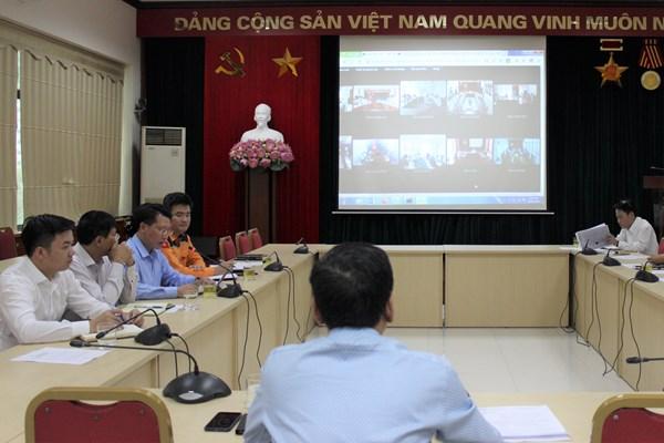 Ứng phó bão số 9: Cục Hàng hải Việt Nam phát huy tối đa phương châm 4 tại chỗ