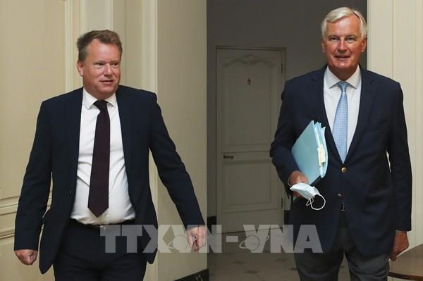 EU và Anh nối lại đàm phán thỏa thuận thương mại