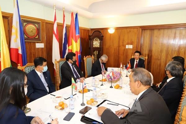 Đại sứ các nước ASEAN: Việt Nam làm tốt việc chuẩn bị Hội nghị Cấp cao ASEAN lần thứ 37