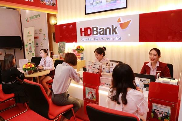 Lãi suất tiết kiệm ngân hàng HDBank hôm nay