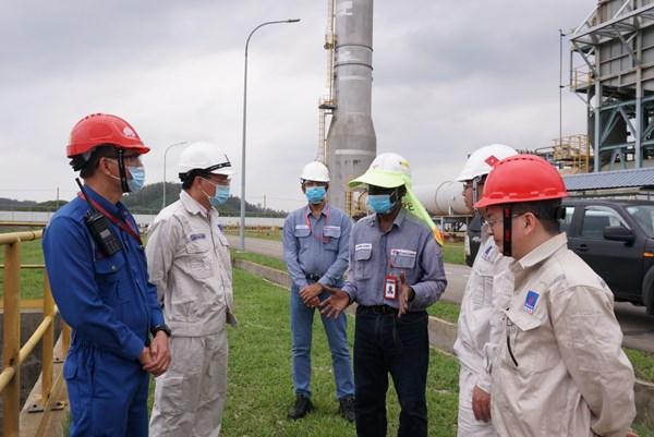 Ứng phó bão số 9: PVN chủ động phương án bảo vệ an toàn các công trình dầu khí