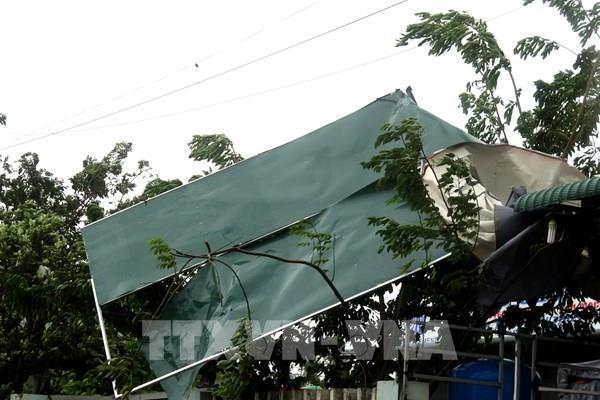 Quảng Ngãi đề nghị Trung ương hỗ trợ khắc phục hậu quả bão số 9