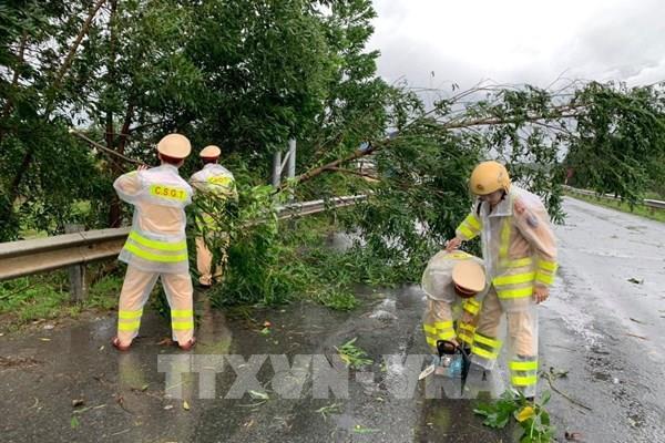 Chuyên gia khuyến cáo các việc cần thực hiện trong và sau bão số 9
