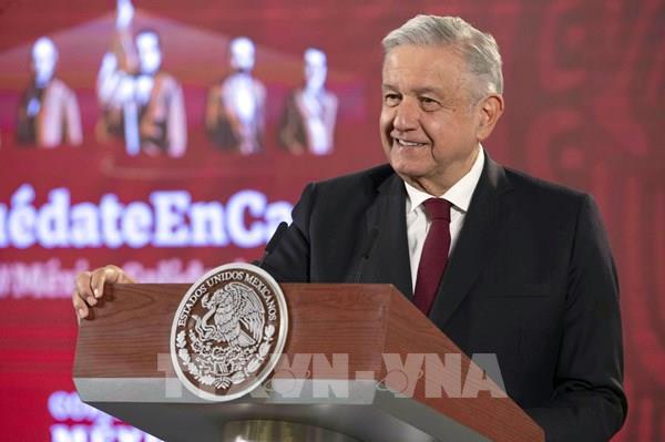 Tổng thống Mexico dự định cấm các công ty tư nhân ký hợp đồng thầu phụ