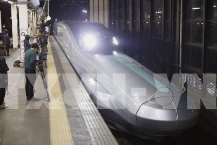 JR Đông Nhật Bản chạy thử nghiệm tàu cao tốc thế hệ mới