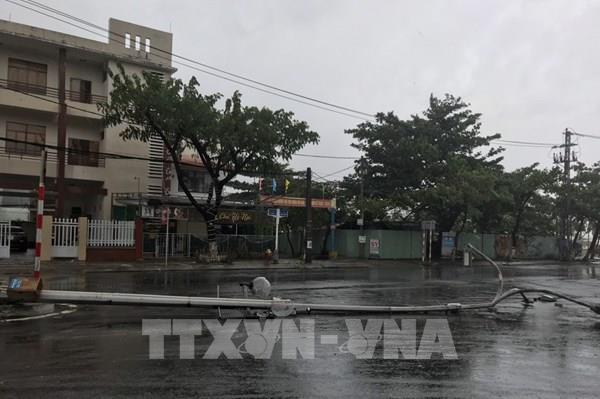 Bộ trưởng Nguyễn Xuân Cường: Đề phòng hoàn lưu bão số 9 