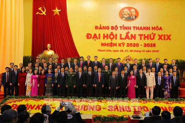 Đồng chí Đỗ Trọng Hưng được bầu làm Bí thư Tỉnh ủy Thanh Hóa