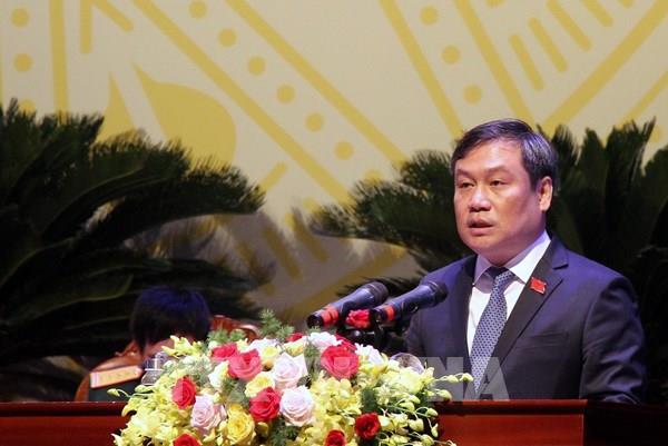 Đồng chí Vũ Đại Thắng tiếp tục được bầu làm Bí thư Tỉnh ủy Quảng Bình nhiệm kỳ 2020-2025