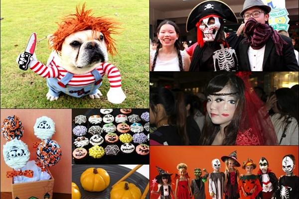 5 ý tưởng kinh doanh kiếm bộn tiền mùa Halloween