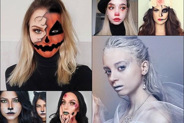 Gợi ý cách trang điểm Halloween ma mị, đầy quyến rũ