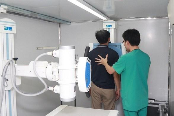Ứng dụng trí tuệ nhân tạo trong phòng chống bệnh lao