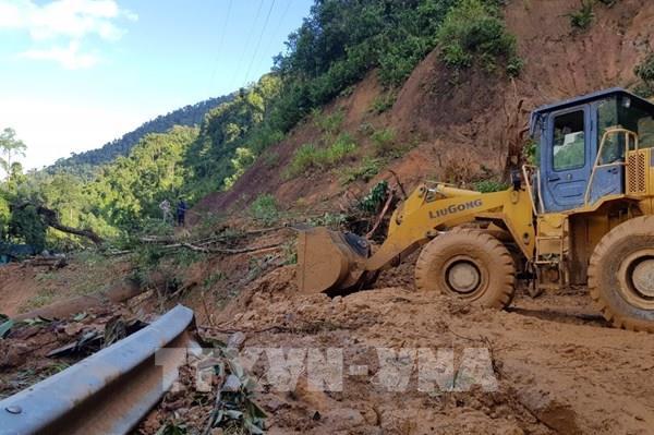 Sạt lở kinh hoàng tại Quảng Nam: Đã tìm thấy 8 thi thể