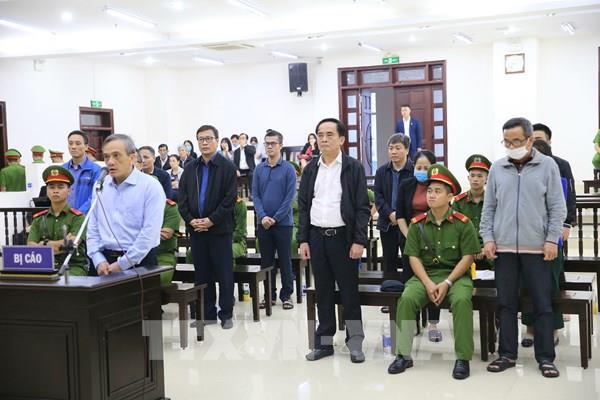 Xét xử vụ án tại BIDV: Làm rõ hành vi của các bị cáo