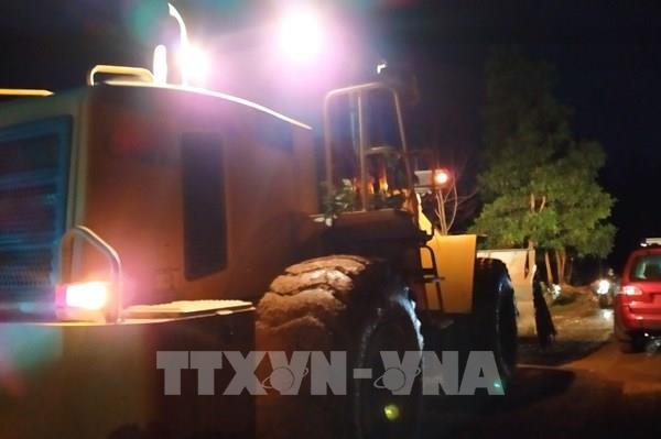 Sạt lở tại Quảng Nam: 21 người ở hai xã Trà Leng và Trà Vân thoát nạn