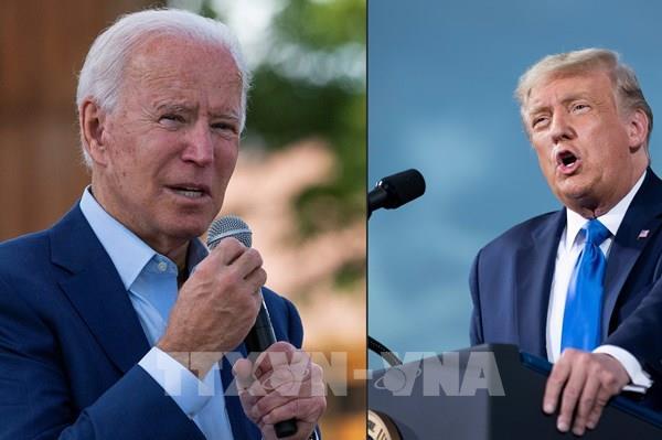 Bầu cử Mỹ 2020: Hai ứng cử viên tiếp tục vận động cử tri tại bang chiến địa quan trọng