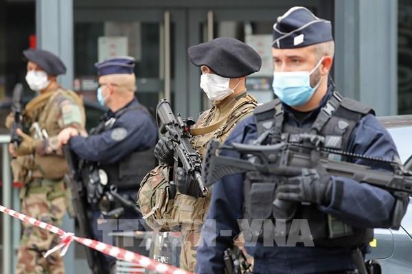 Vụ tấn công bằng dao tại Pháp: Các nhà lãnh đạo thế giới bày tỏ đoàn kết với nước Pháp