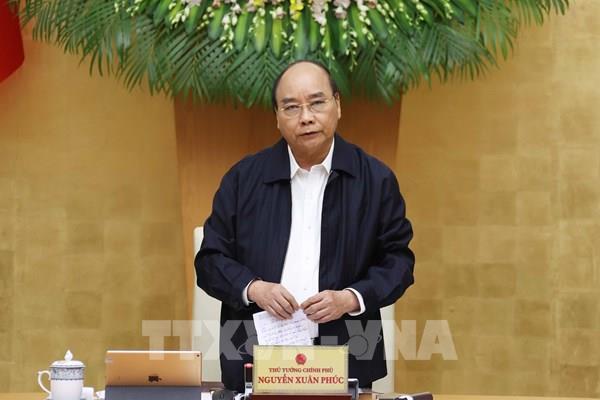 Thủ tướng: Đẩy nhanh tiến trình phục hồi kinh tế