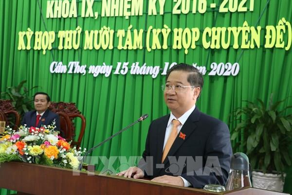 Thủ tướng phê chuẩn nhân sự thành phố Cần Thơ và Đồng Nai