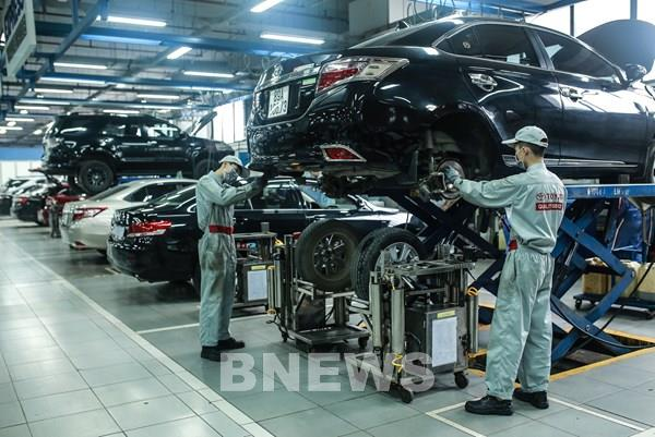 Toyota Việt Nam ủng hộ đồng bào miền Trung hơn 1,5 tỷ đồng