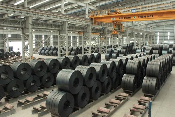 Đầu tháng 11 Hòa Phát sẽ giao 140.000 tấn thép cuộn cán nóng cho khách hàng