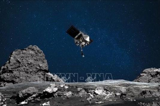 Khắc phục thành công sự cố trên tàu thăm dò Osiris-Rex của NASA