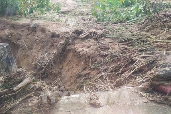 Trung Bộ mưa dông diện rộng, cảnh báo lũ quét, sạt lở đất và ngập úng