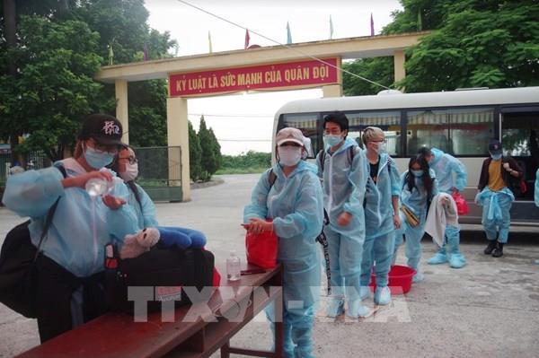 Việt Nam đã 59 ngày không ghi nhận ca mắc mới trong cộng đồng