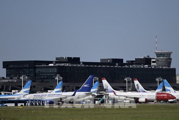 Argentina nối lại các chuyến bay quốc tế sau hơn 7 tháng