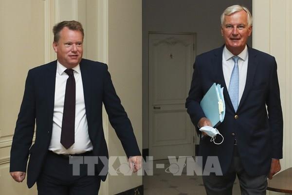 Đức quan ngại việc thiếu tiển triển trong đàm phán thương mại giữa EU và Anh