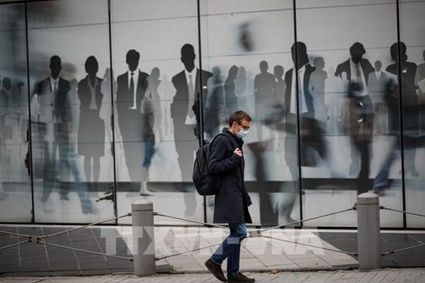 Phong tỏa tăng cường tại Bỉ - Đòn giáng mạnh vào kinh tế