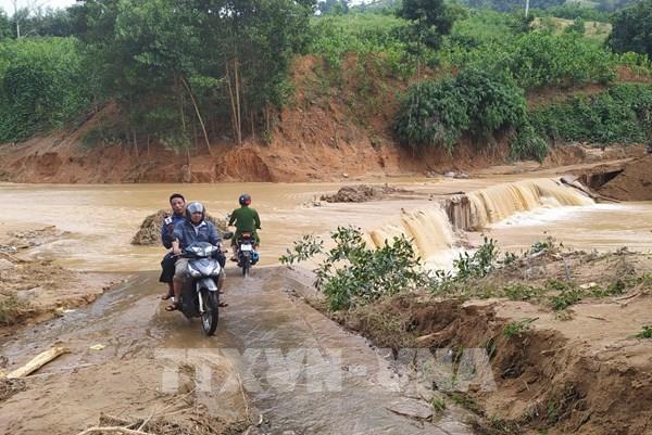 Vụ sạt lở tại huyện Phước Sơn – Quảng Nam: Thương lắm Phước Sơn