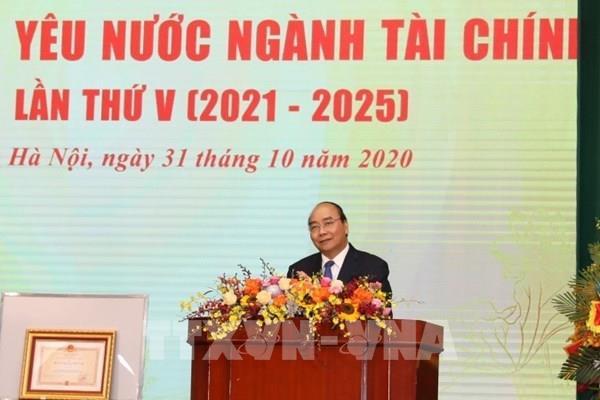 Thủ tướng: Ngành tài chính phải sử dụng tiền hiệu quả để tăng tiềm lực cho nền kinh tế
