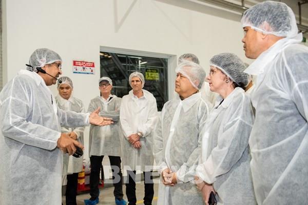 Tập đoàn TH gặp gỡ đại diện ngoại giao các quốc gia ASEAN và đối tác ASEAN