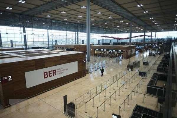 Sân bay quốc tế trị giá 6,5 tỷ euro của Đức chính thức hoạt động