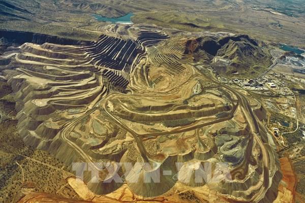 Đóng cửa mỏ kim cương hồng lớn nhất thế giới