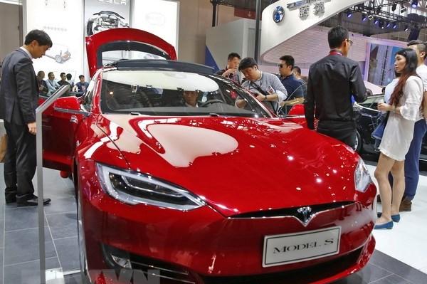 Mỹ nâng cấp cuộc điều tra gần 159.000 xe điện Tesla dòng Model S và Model X